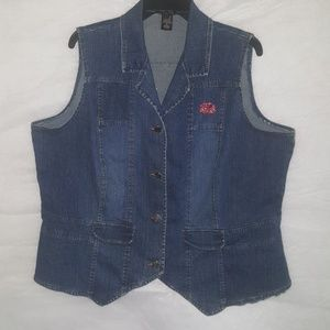 NY COllection Woman  Vest